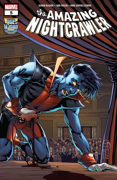 Age Of X-Man – The Amazing Nightcrawler #5 (2019)