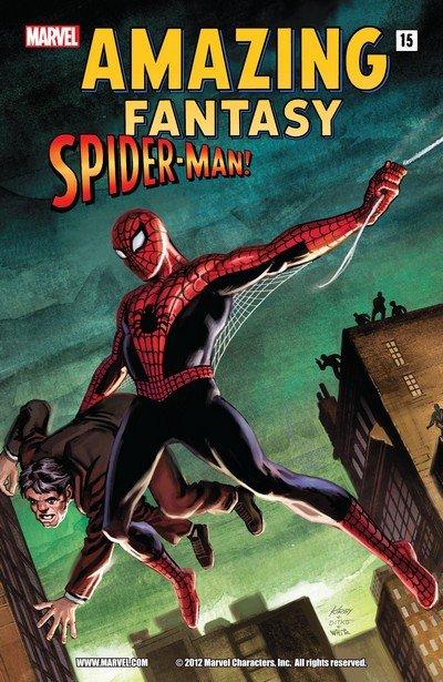 Amazing Fantasy #15 – Spider-Man! (2012)