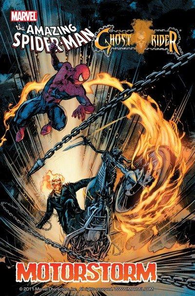 Amazing Spider-Man-Ghost Rider – Motorstorm (2011)
