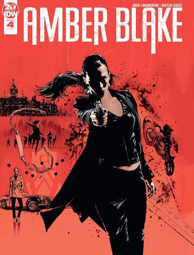 Amber Blake #4 (2019)