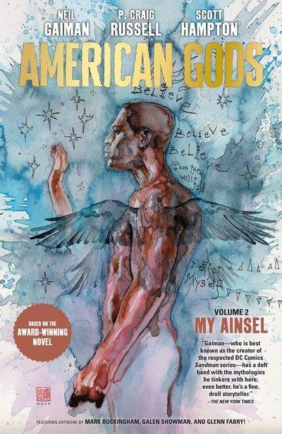 American Gods Vol. 2 – My Ainsel (TPB) (2019)