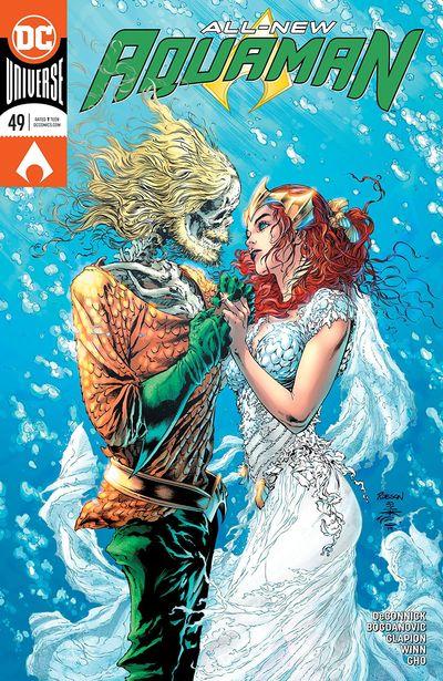 Aquaman #49 (2019)