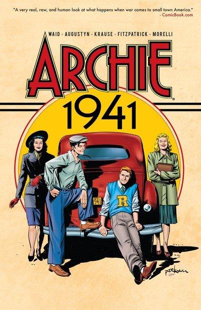 Archie – 1941 Vol. 1 (TPB) (2019)