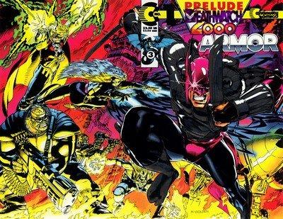 Armor Vol. 2 #1 – 6 (1993)