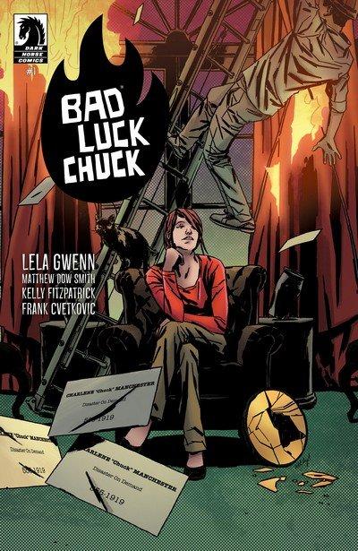 Bad Luck Chuck #1 – 4 (2019)