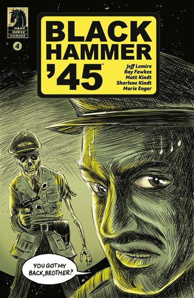 Black Hammer '45 #4 (2019)