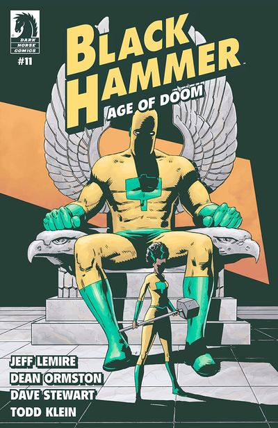 Black Hammer – Age Of Doom #11 (2019)