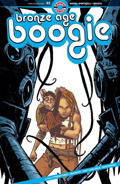 Bronze Age Boogie #3 (2019)