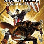Captain America – Black Panther – Flags of Our Fathers (TPB) (2010)