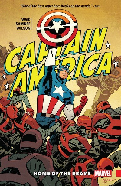 Captain America – Book 1 – 2 (2018)