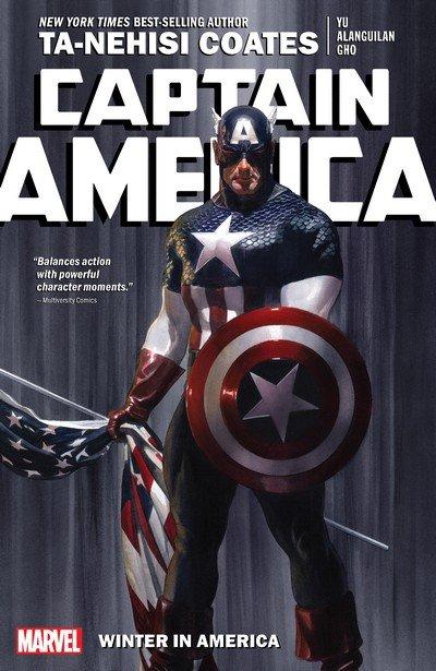 Captain America Vol. 1 – Winter in America (TPB) (2019)