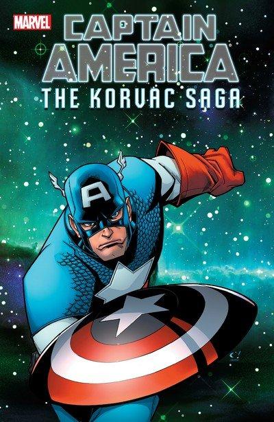 Captain America and the Korvac Saga (TPB) (2011)