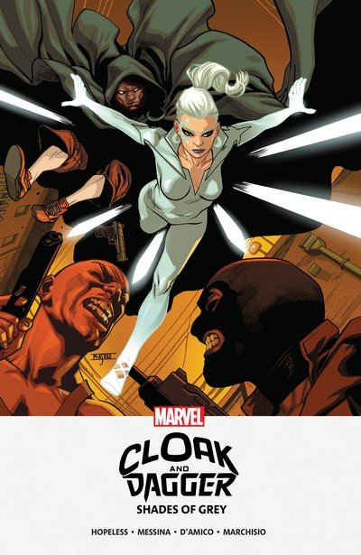 Cloak and Dagger – Shades of Grey (TPB) (2019)