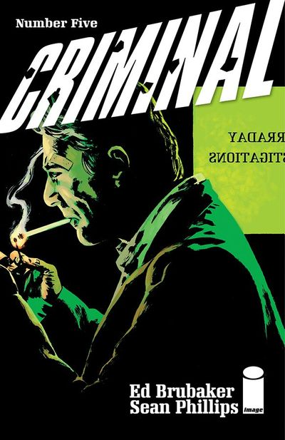 Criminal #5 (2019)