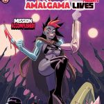 Danger Doll Squad Presents – Amalgama Lives #4 (2019)