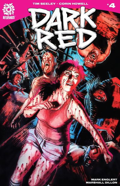 Dark Red #4 (2019)