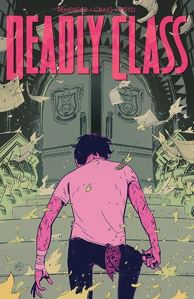 Deadly Class #39 (2019)