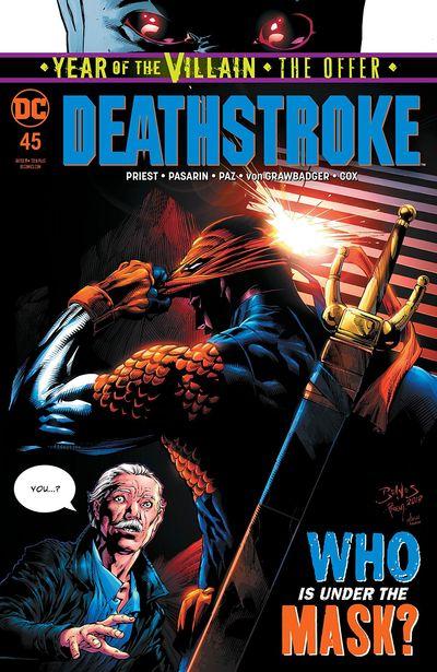 Deathstroke #45 (2019)