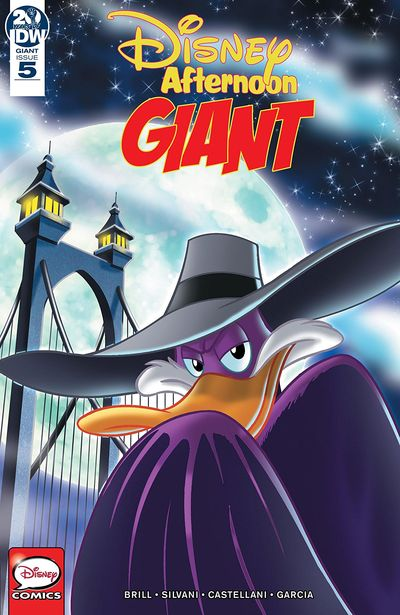 Disney Afternoon Giant #5 (2019)