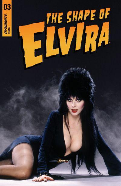 Elvira – The Shape Of Elvira #3 (2019)