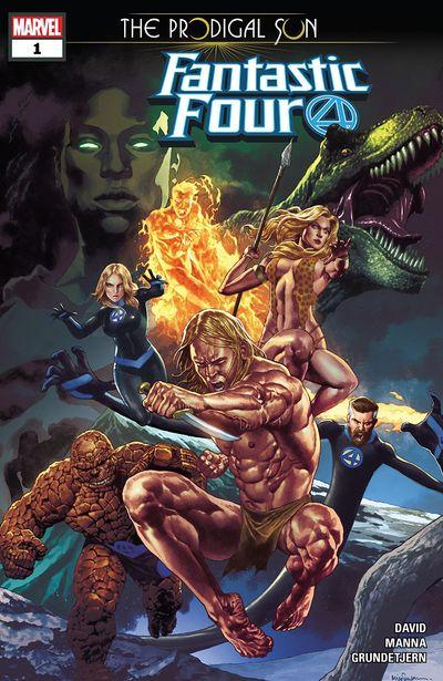 Fantastic Four – The Prodigal Sun #1 (2019)