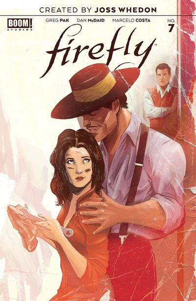 Firefly #7 (2019)