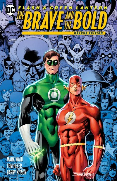 Flash & Green Lantern – The Brave and the Bold Deluxe Edition (2019)