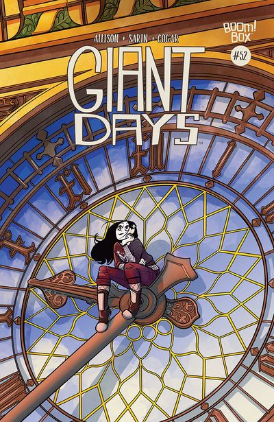 Giant Days #52 (2019)