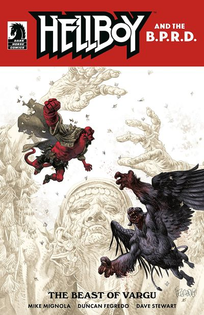Hellboy And The B.P.R.D. – The Beast Of Vargu (2019)
