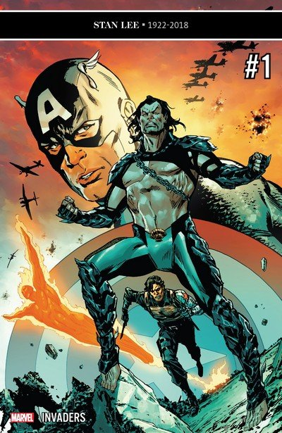Invaders #1 – 12 (2019)