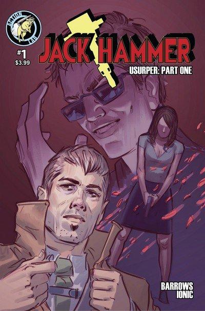 Jack Hammer – Usurper #1 – 2 (2014)