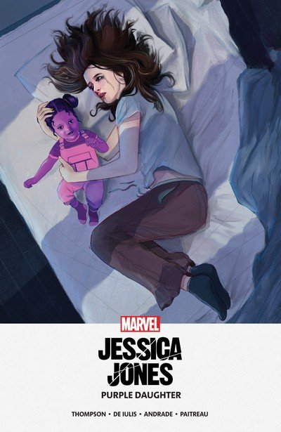 Jessica Jones – Purple Daughter (TPB) (2019)