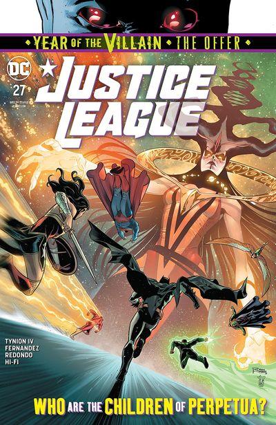 Justice League #27 (2019)