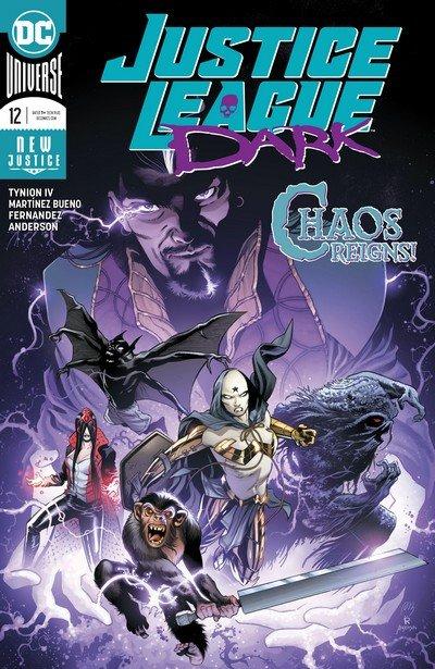 Justice League Dark #12 (2019)