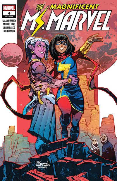 Magnificent Ms. Marvel #4 (2019)