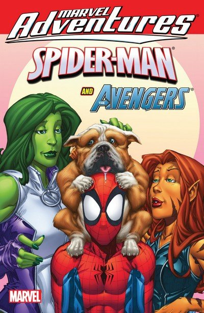 Marvel Adventures Spider-Man & the Avengers (TPB) (2010)