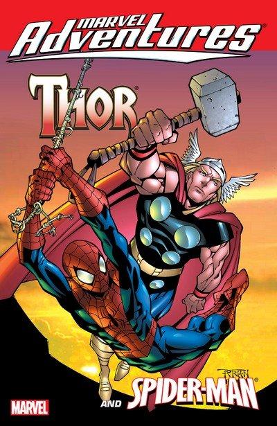 Marvel Adventures Thor – Spider-Man (TPB) (2011)