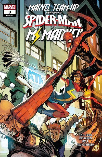Marvel Team-Up #3 (2019)