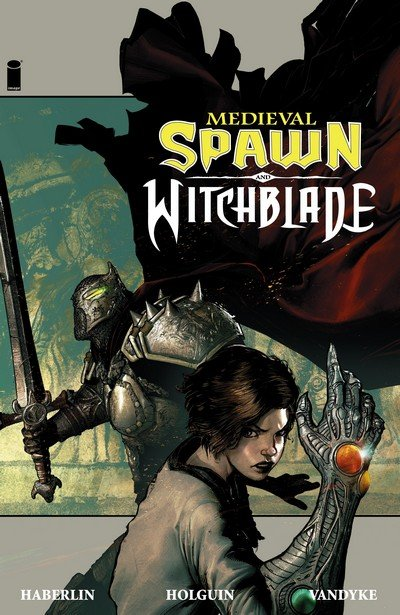Medieval Spawn & Witchblade Vol. 1 (TPB) (2018)