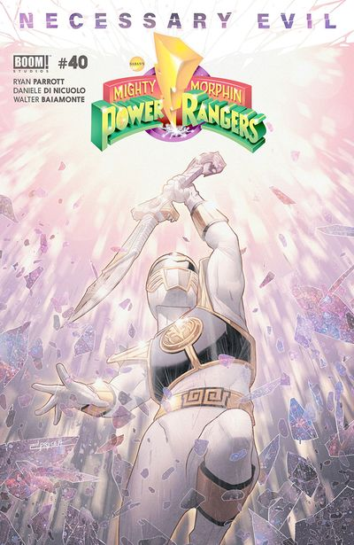 Mighty Morphin Power Rangers #40 (2019)