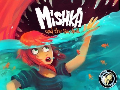 Mishka and the Sea Devil #1 – 10 (2014)