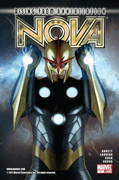 Nova Vol. 4 #1 – 36 (2007-2009)