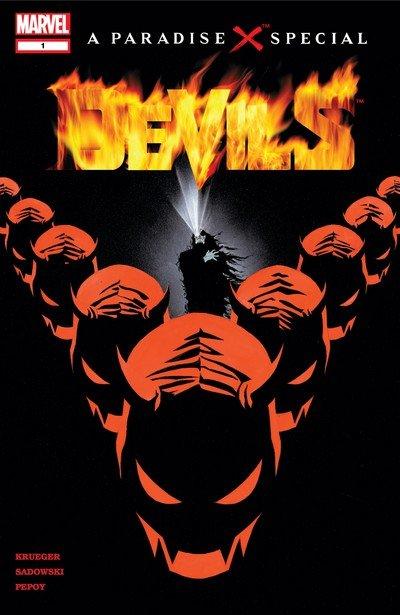 Paradise X – Devils #1 (2002)