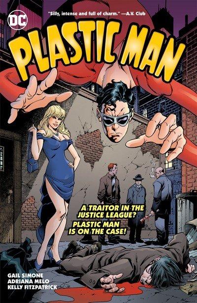 Plastic Man (TPB) (2019)