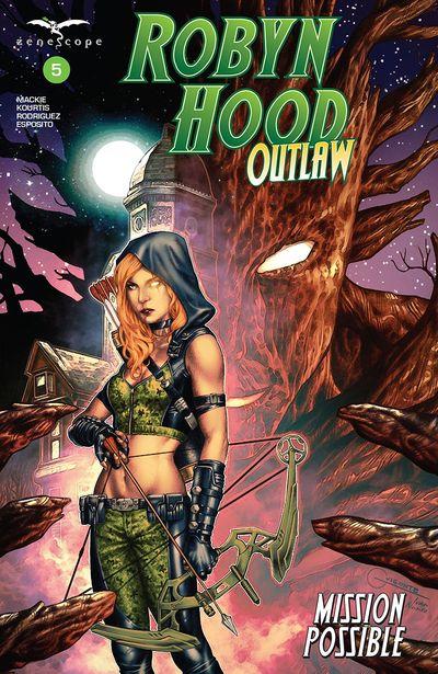 Robyn Hood – Outlaw #5 (2019)