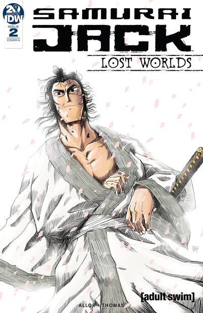 Samurai Jack – Lost Worlds #2 (2019)