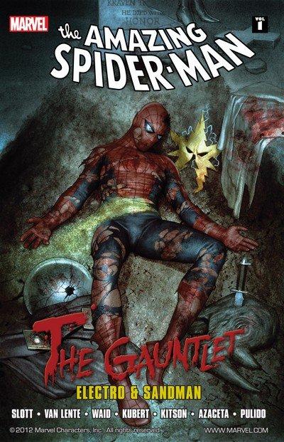 Spider-Man – The Gauntlet Vol. 1 – 5 (TPB) (2010-2011)
