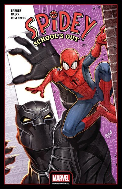 Spidey – School's Out (TPB) (2018)