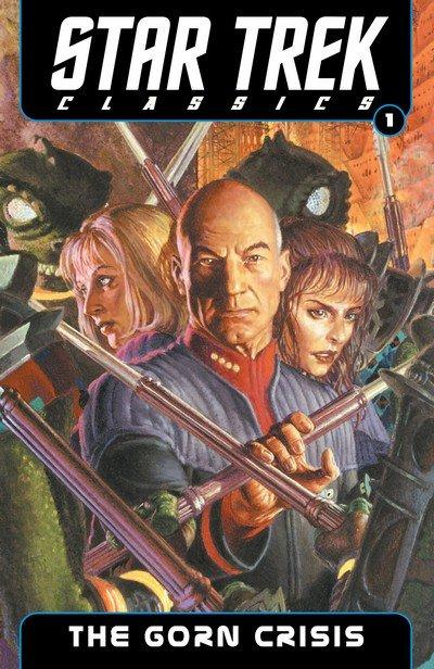 Star Trek Classics Vol. 1 – 5 (2011-2013)