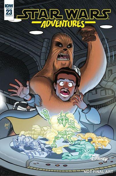 Star Wars Adventures #23 (2019)
